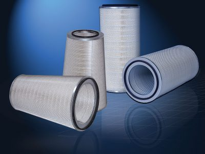 Conical Fine Dust Filters GR